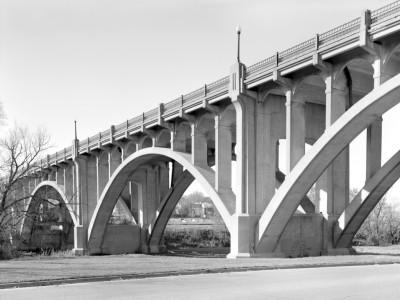 MnDOT Bridge 5370 (1937) Faribault, Minnesota