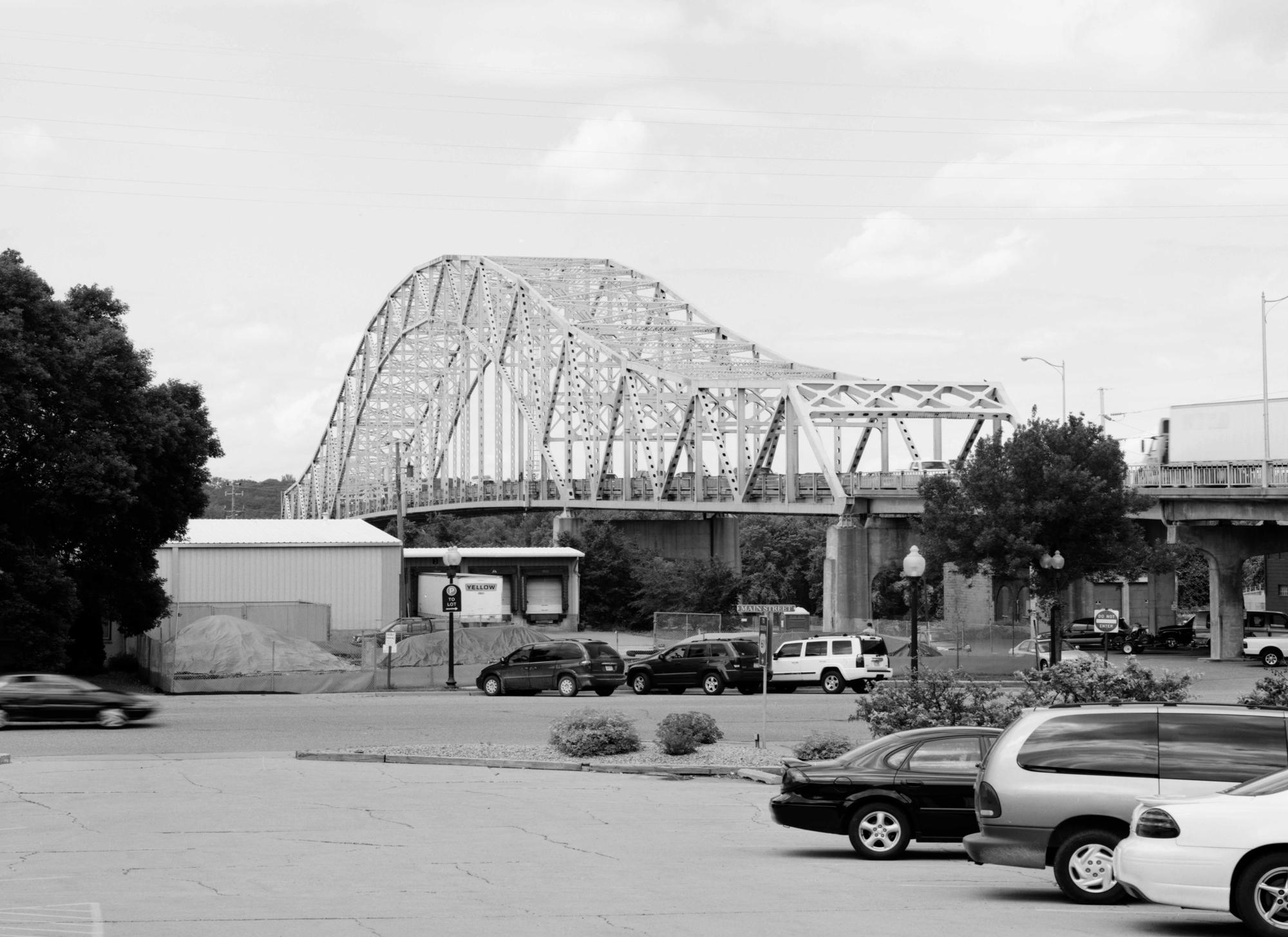 Hastings Bridge (1951) Hastings, Minnesota