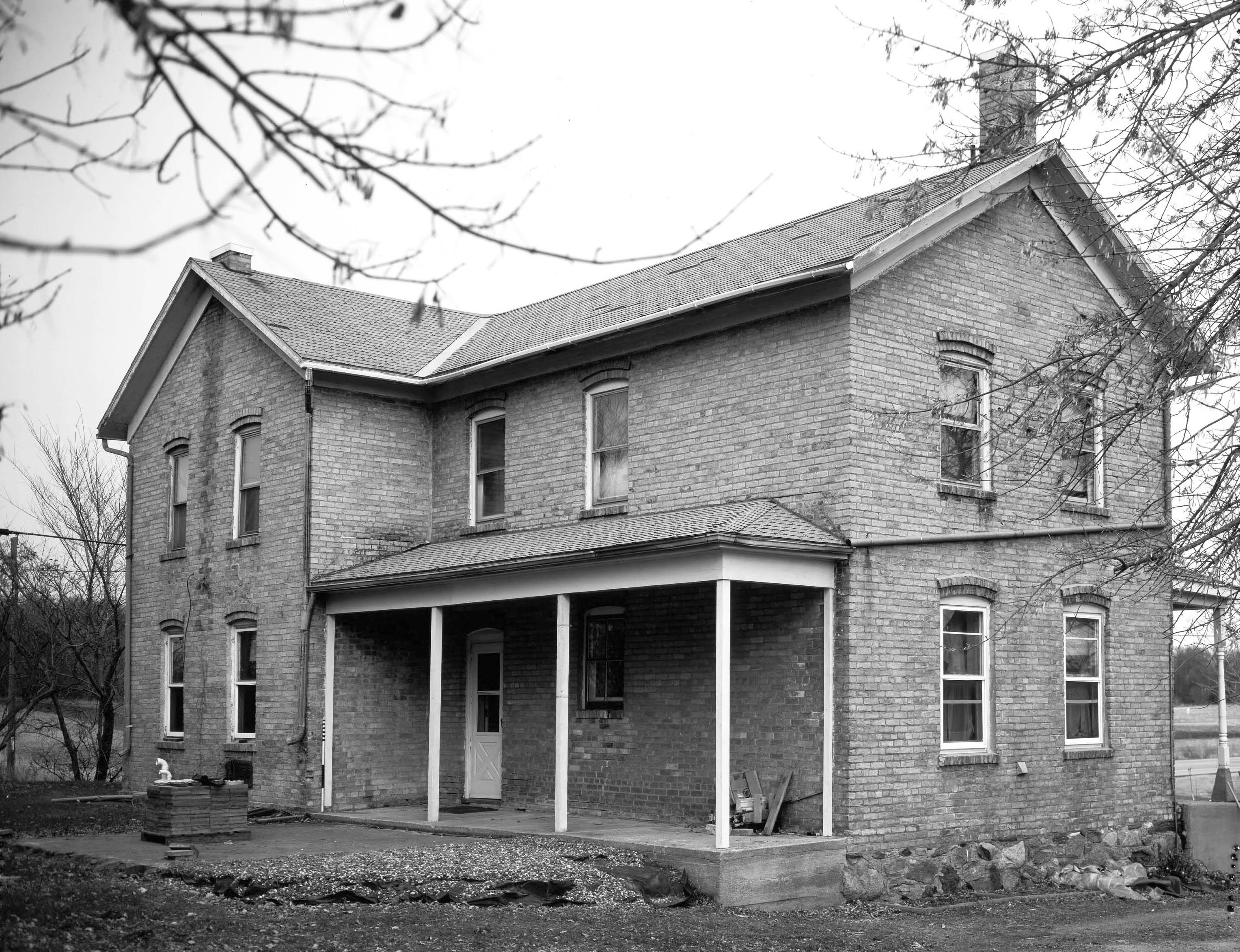 Joseph Hegerle House (1880s) Chaska, Minnesota