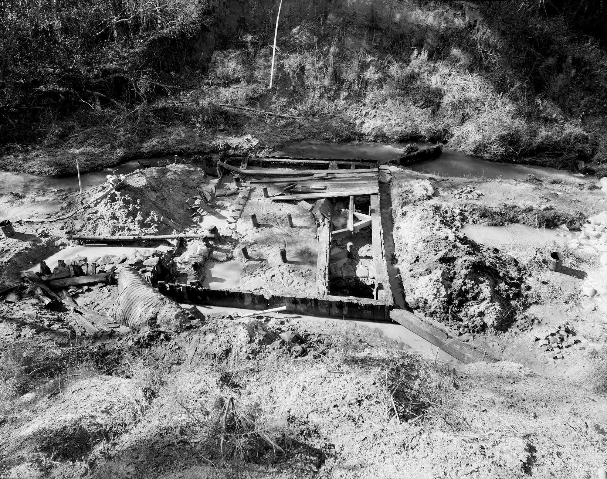 Arthur H. Merry Generator House (1935) Fort Gordon, Georgia