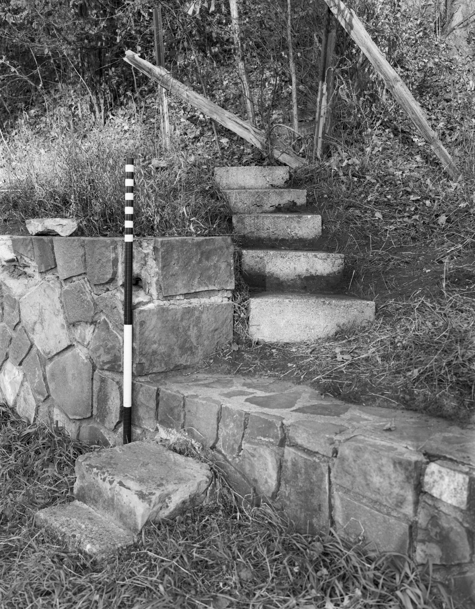 Steps to Picnic Area - MHPR NL-CTT-006-10 (Please credit Daniel R. Pratt and the Minnesota Historic Property Record)