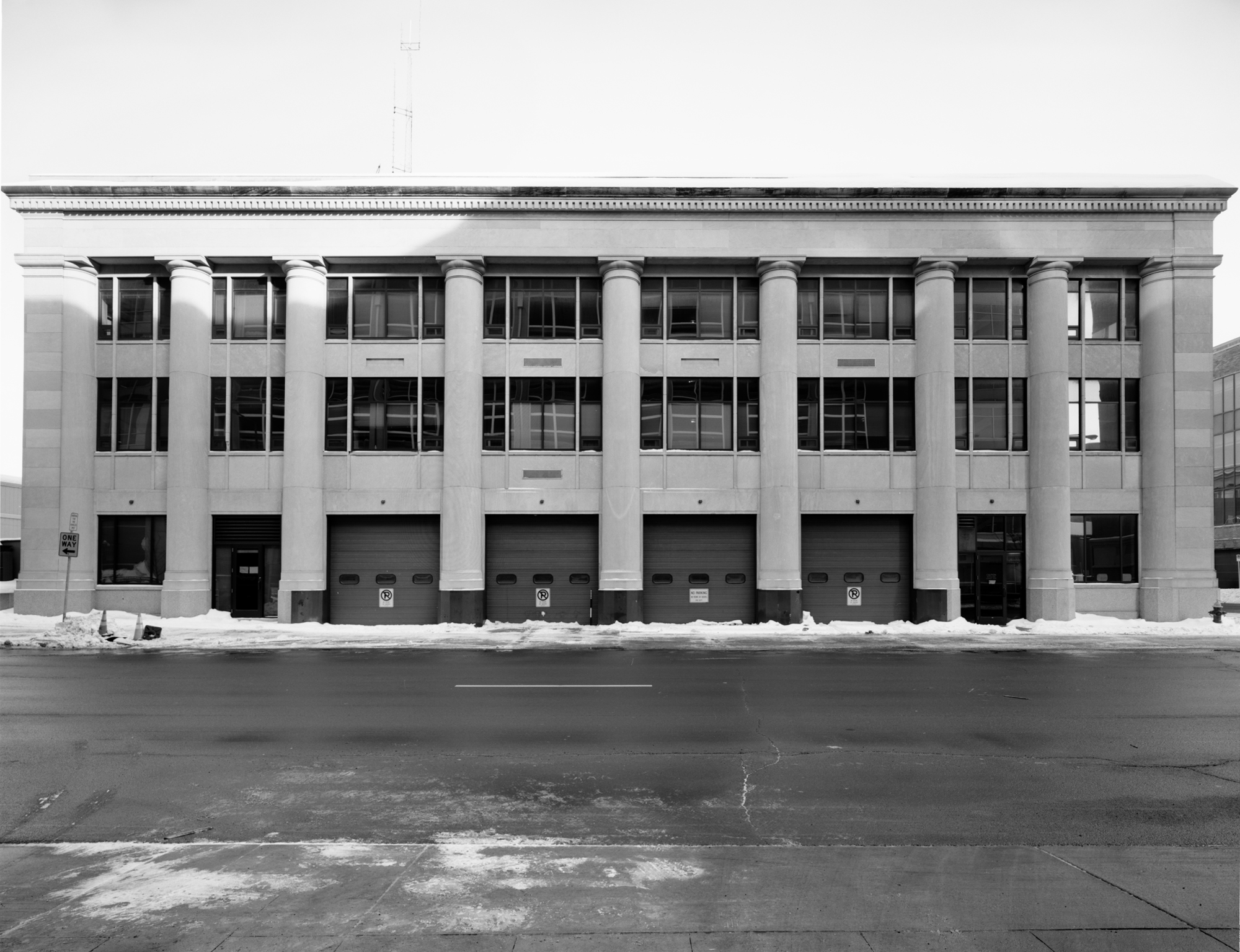 Public Safety Building (1930) Saint Paul, Minnesota