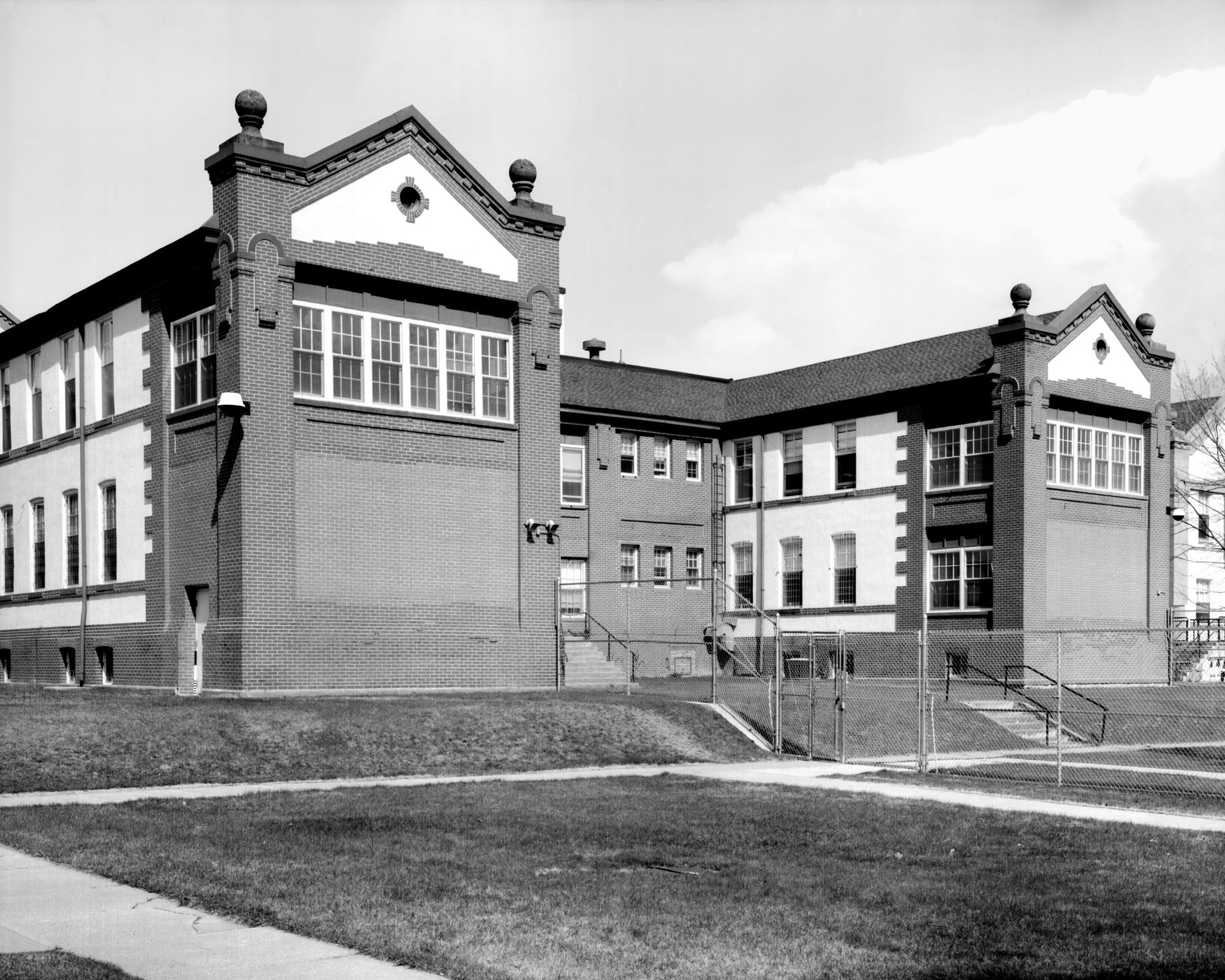 State Sanatorium for Consumptives (1907) Walker, Minnesota