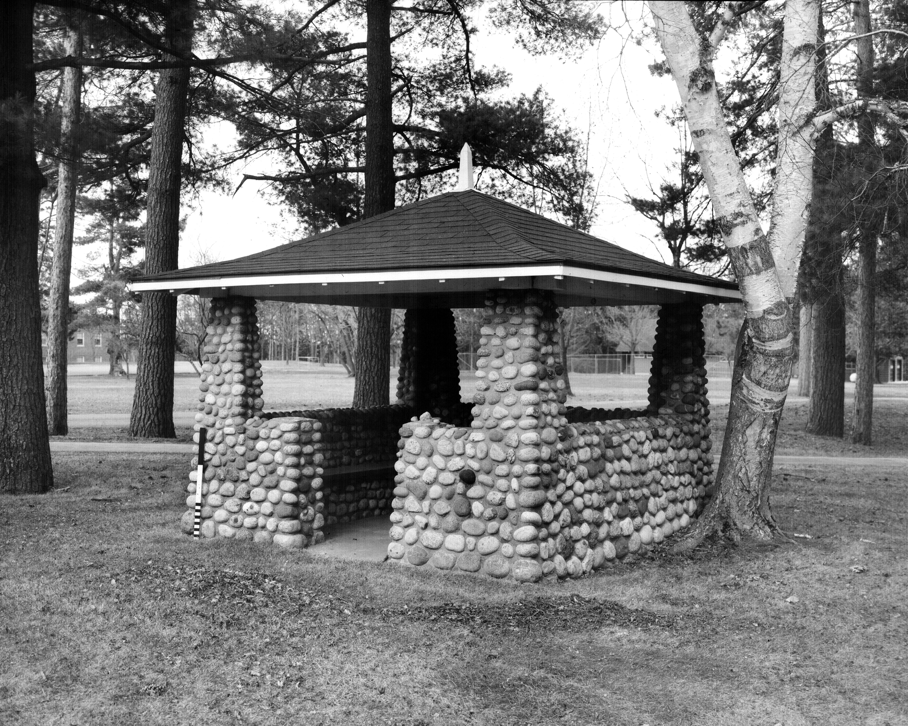 Weather Observation Station - MHPR CA-SGB-003-32 (Please credit Daniel R. Pratt and the Minnesota Historic Property Record)