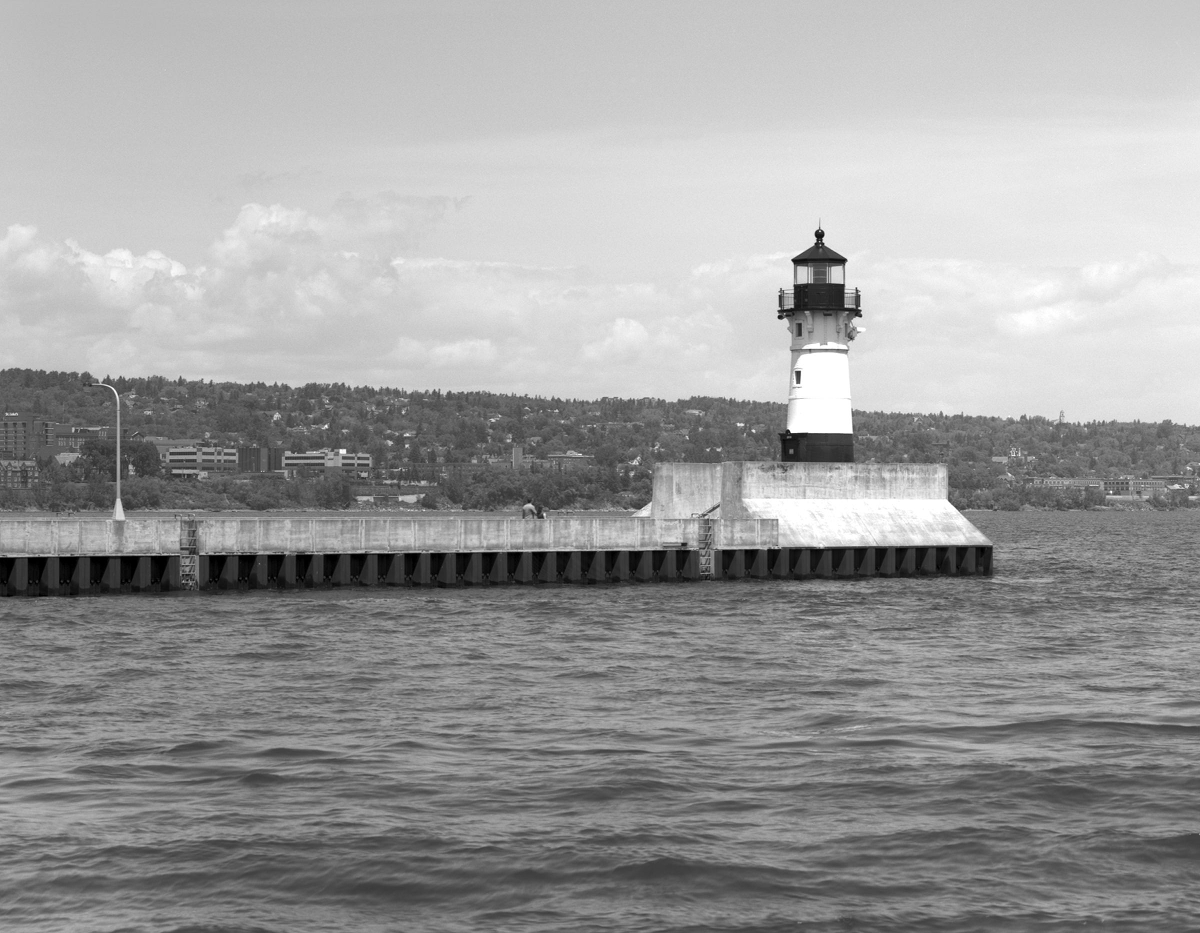 North Pier Light (1909) Duluth, Minnesota