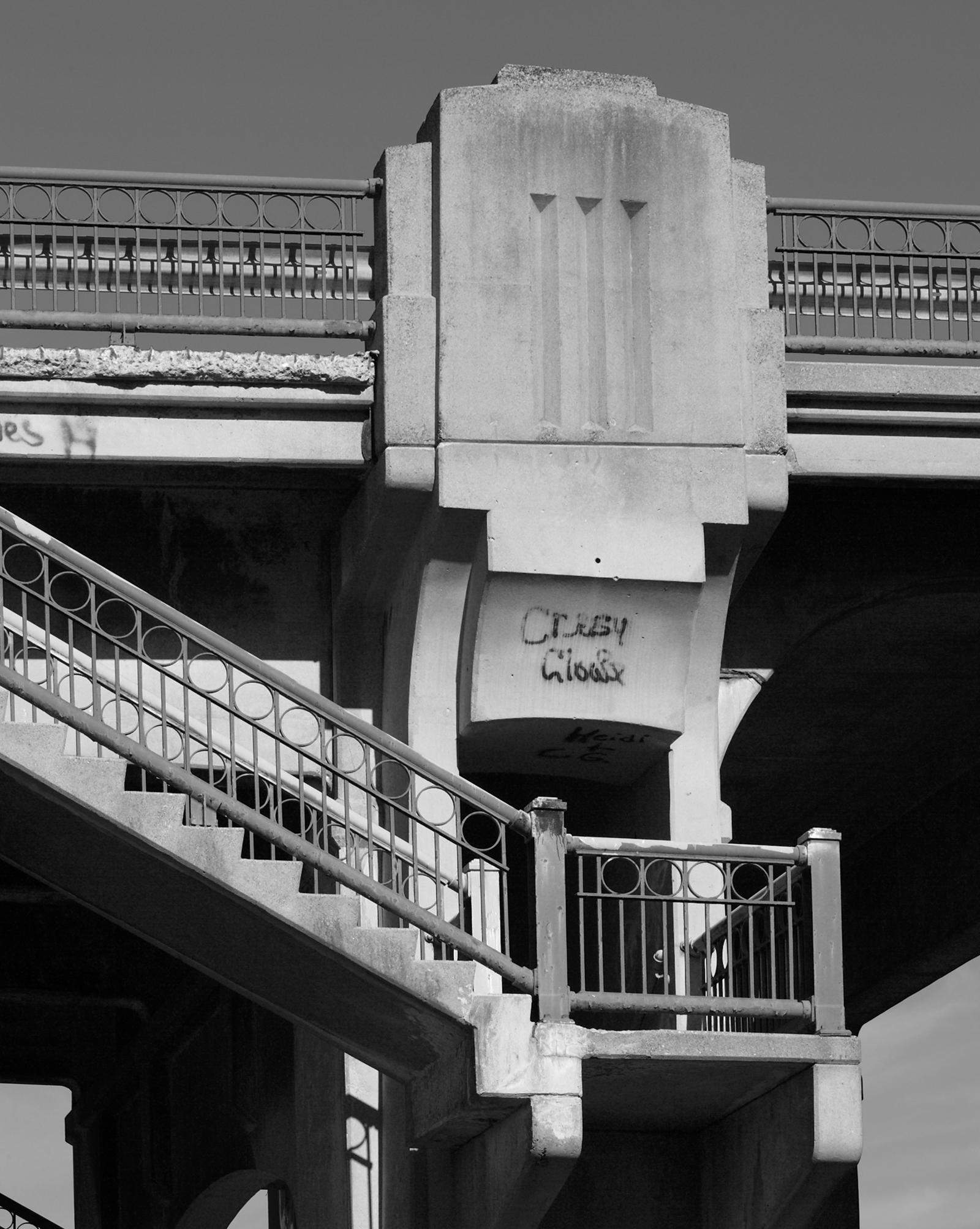 Bridge 5370 Pedestrian Stairway