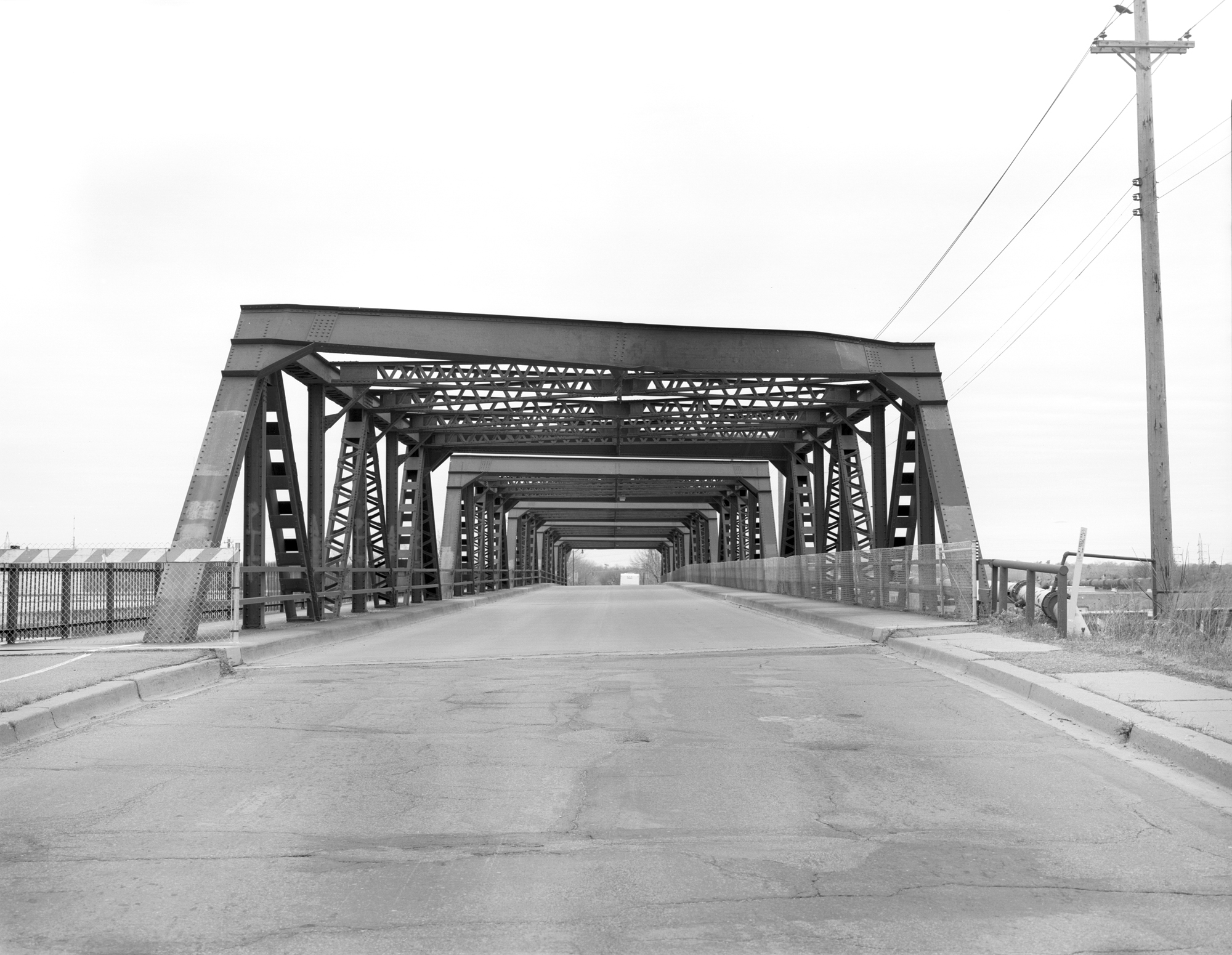 St. Anthony Parkway Bridge (1925) Minneapolis, Minnesota