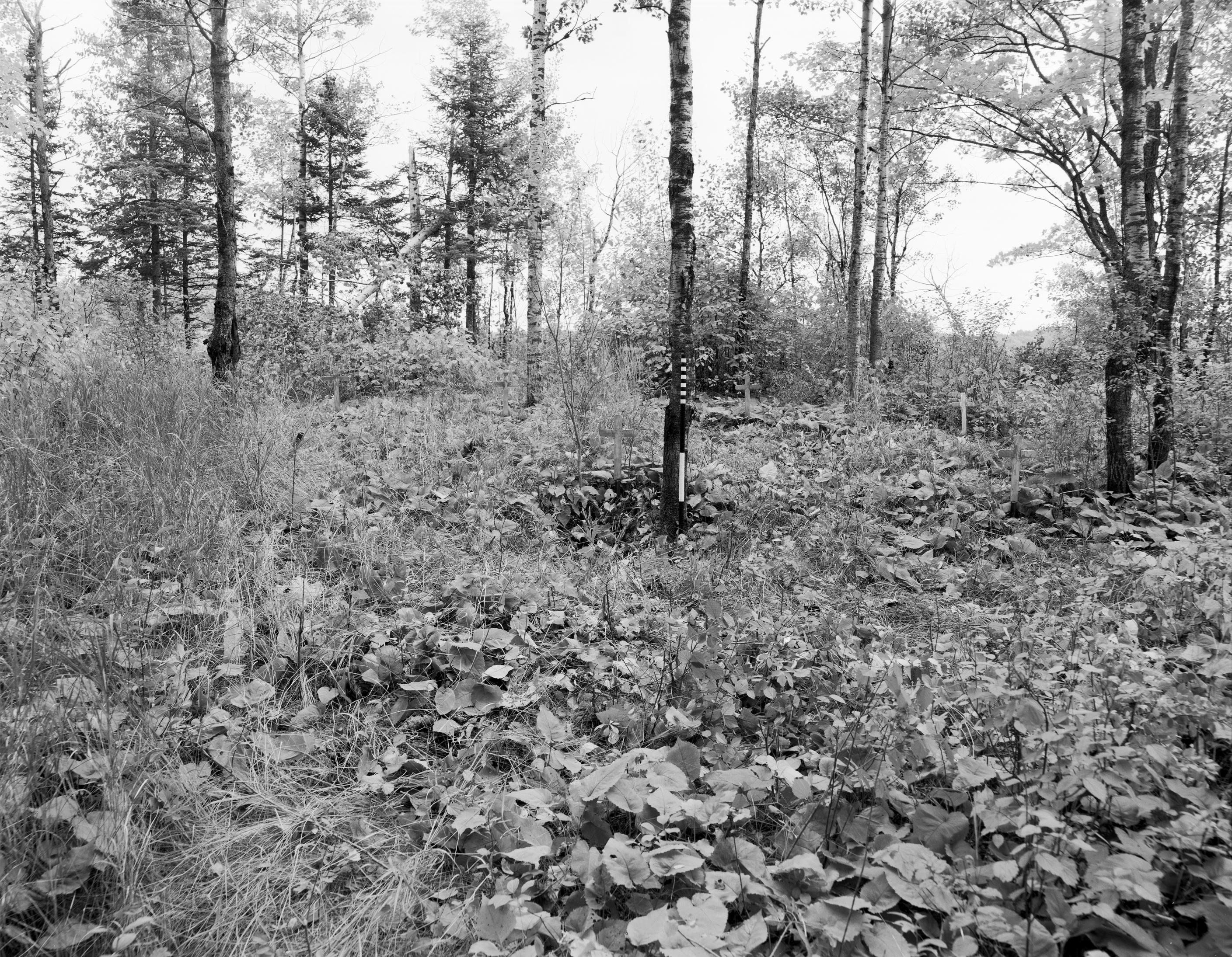 Iron Miner's Graves