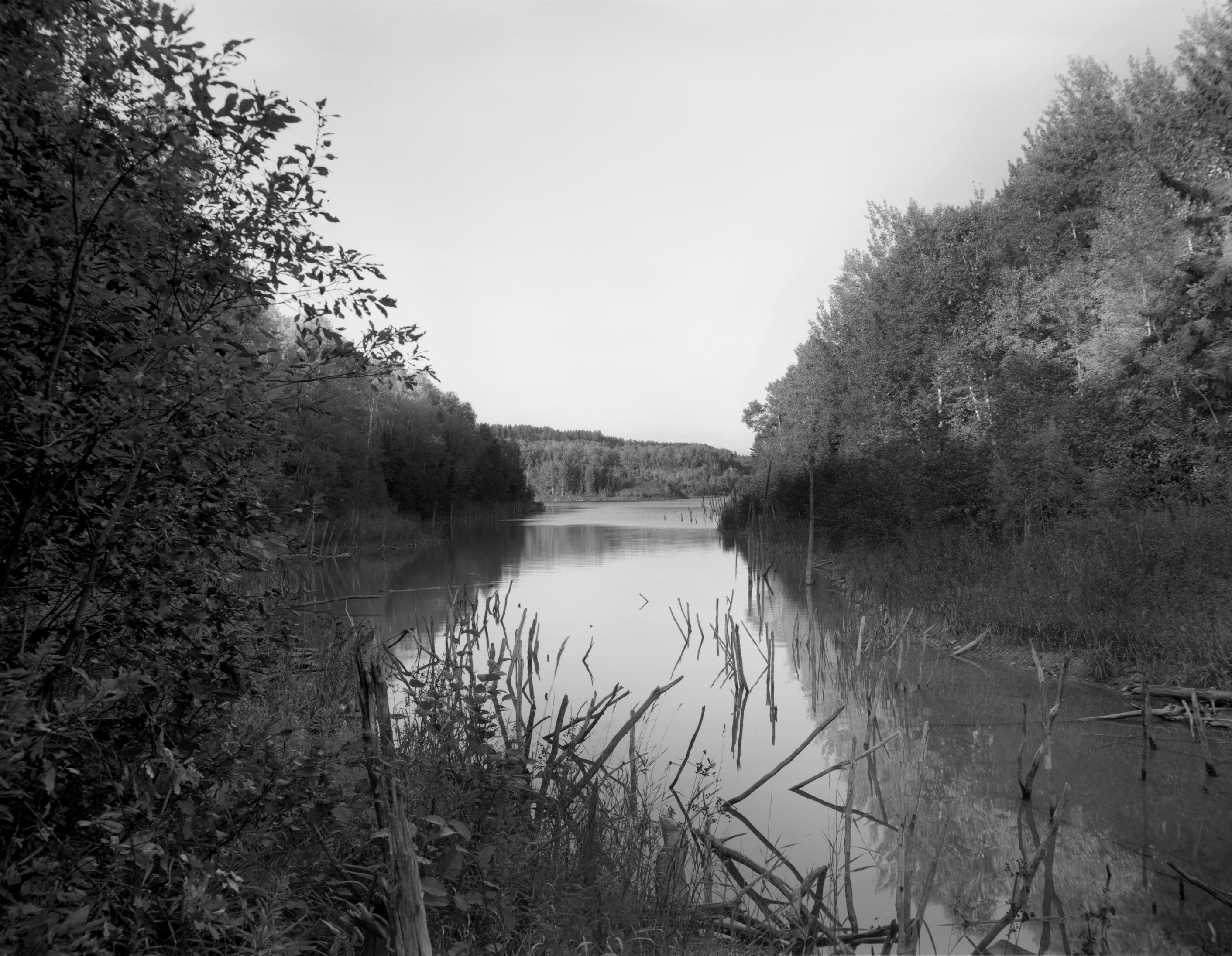 Mountain Iron Mine Landscape - MHPR SL-MIC-030-14