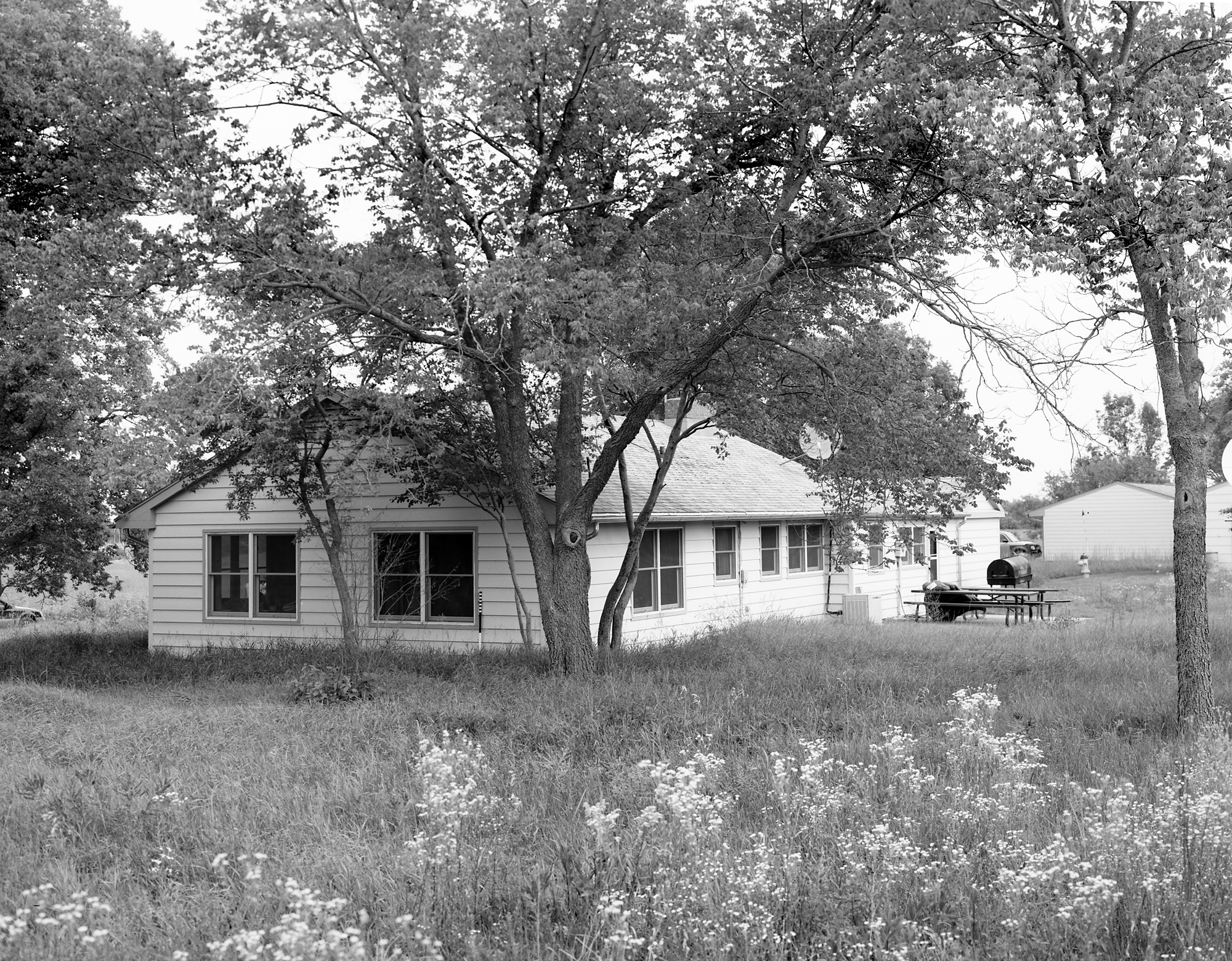HABS MN-168-05 Pipestone National Monument Mission 66 House (Please credit Daniel R. Pratt and the Historic American Buildings Survey)